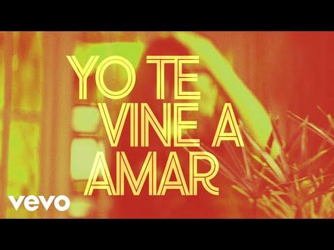 Ivete Sangalo, Sebastián Yatra - Yo Te Vine A Amar (Lyric Video)