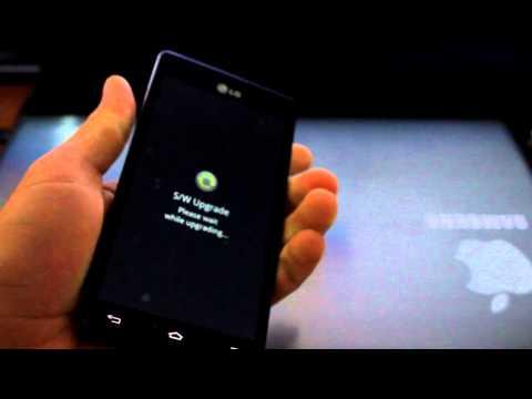 Actualizar LG Optimus 4X HD P880 a JellyBean 4.1.2 Official Rom
