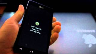 Actualizar LG Optimus 4X HD P880 a JellyBean 4.1.2 Official Rom