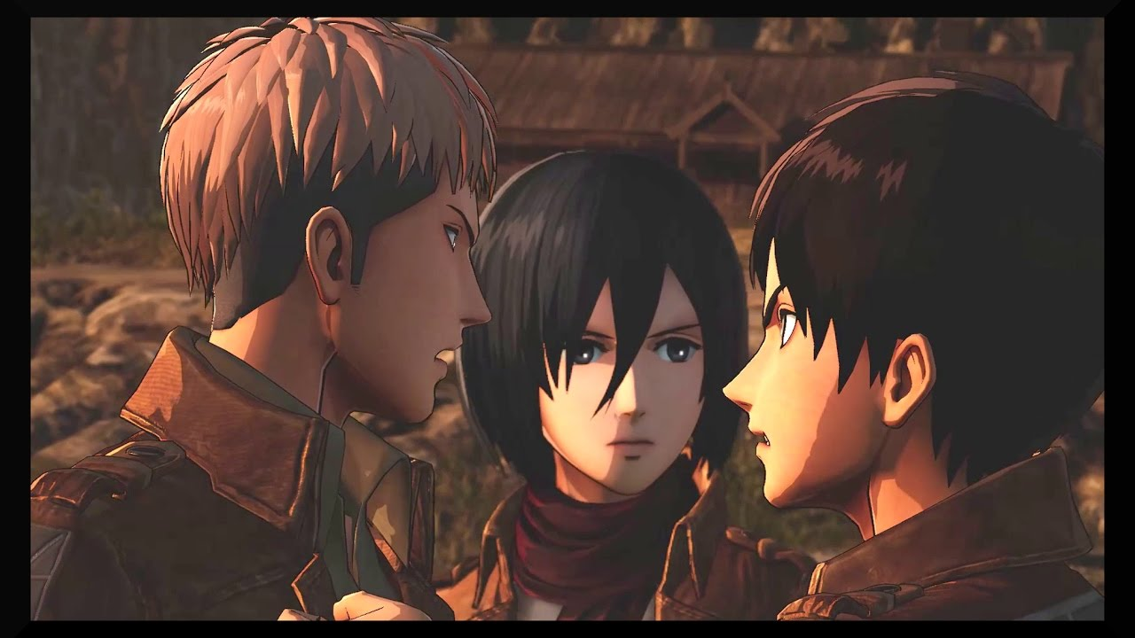 Eren's Wish - Two Years After Wall Maria Incident - Attack ...