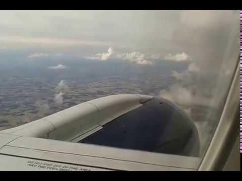 Decolagem vôo azul, Aeroporto de Passo Fundo - Lauro Kortz
