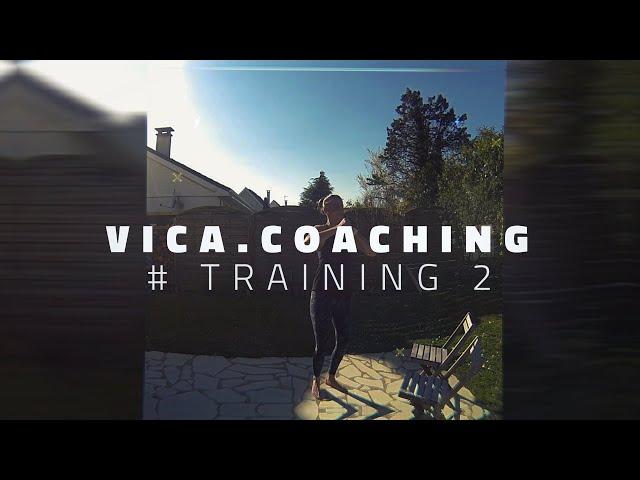 CDHBY & vica.coaching - Pour vous maintenir en forme au quotidien - Séance N°2