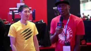 E3 2013: KSIOlajidebt Interview