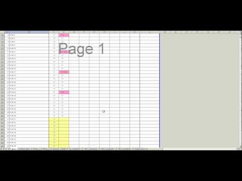 MS Excel TechPack Possibilities