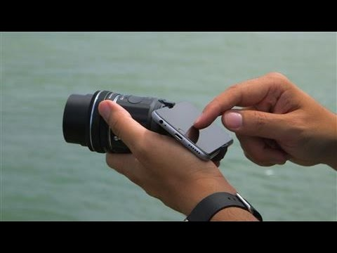 Olympus Air Review: The Future of iPhone Cameras?