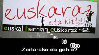 Euskeraz eta kitto (Lin ton taun)