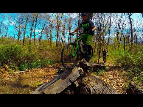 Cunningham Park April 2017 Mountain Bike Ride