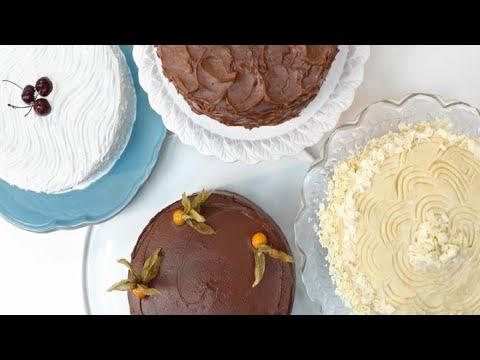 Coberturas para Bolo - Receitas Nestlé