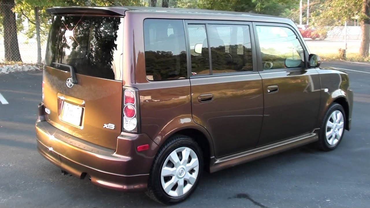 for sale 2006 scion xb release series 270 of 2500 stk. Black Bedroom Furniture Sets. Home Design Ideas