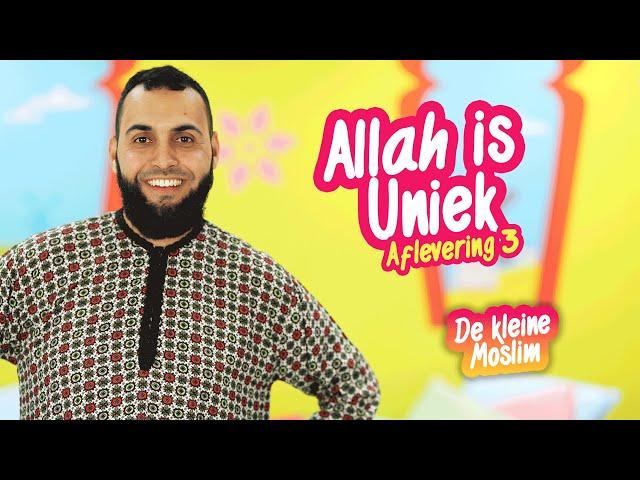 De kleine moslim Afl 3. Allah is Uniek