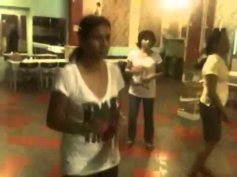 """Zumba dance """"taboo"""""""