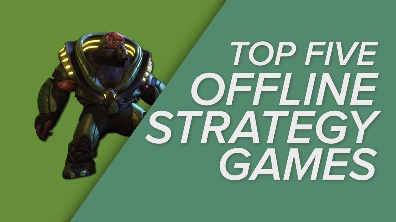 The Best No-Wifi Offline Strategy Games for Android – August