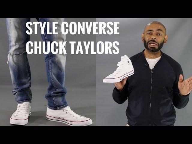 chuck taylor fashion men