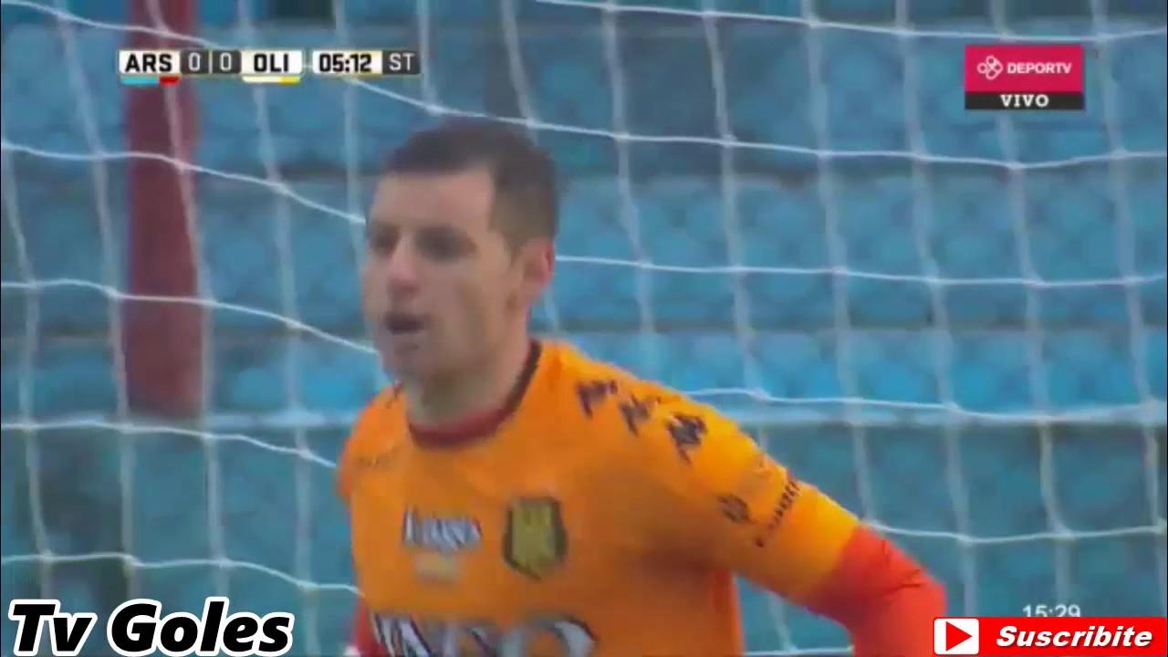 Arsenal de Sarandi 1-0 Olimpo Bahia Blanca