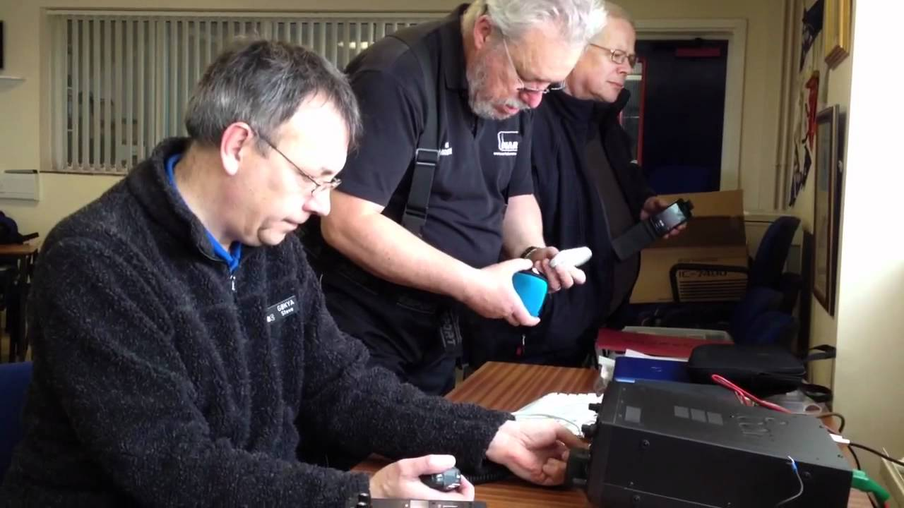 Norfolk Amateur Radio Club - Amateur - Photo Xxx-8456