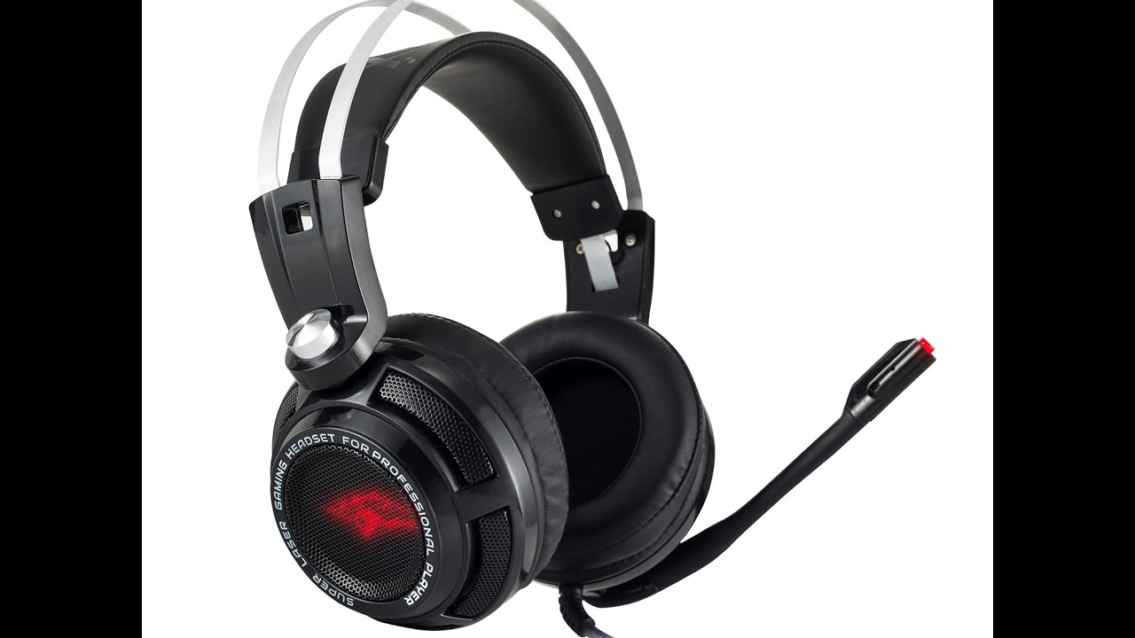 EasySMX S3 Stereo Gaming Headset - YouTube