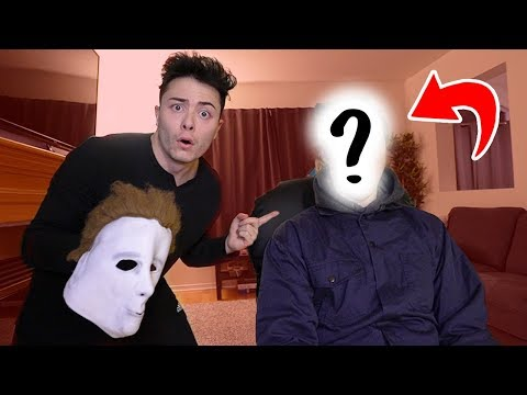 WE FINALLY UNMASKED MICHAEL MYERS AT 3 AM!! (YOU WON'T BELIEVE WHO IT IS)