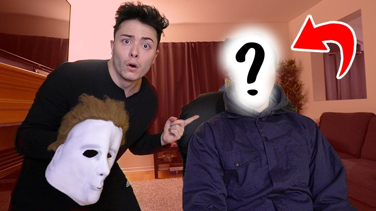 we finally unmasked michael myers at 3 am you won t believe who