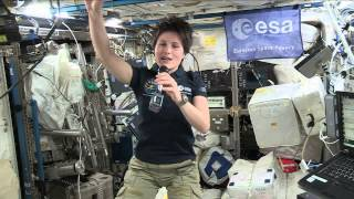 ISS Astronaut Talks About Life in Space with BBC