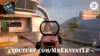 Black Ops 2 Multiplayer Gameplay on Hijacked (Call of Duty BO2 Multi Player Game Play)
