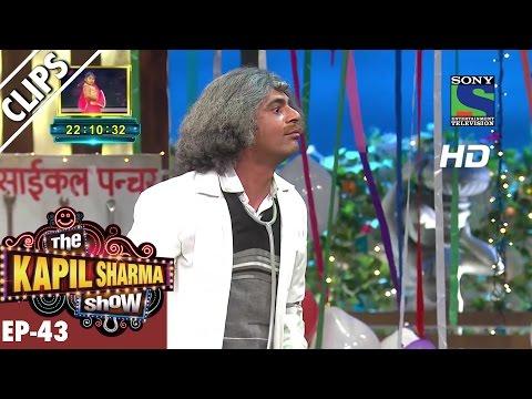 Music Director 'Shekhar' in the Kapil's Show - The Kapil Sharma Show - Ep. 43 - 17th September 2016