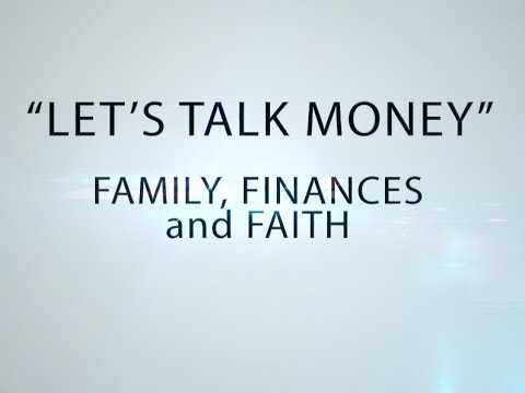 Let's Talk Money Episode 1