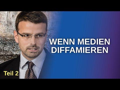 Corona Aktuell: Wenn Medien Andersdenkende diffamieren - Der FALTER, Teil 2 (Raphael Bonelli)