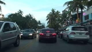 OCEAN DRIVE, MIAMI BEACH, FLORIDA, USA