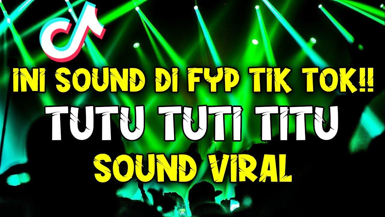 Download INI SOUND YANG VIRAL DI TIK TOK! DJ TUTU JUNGLE DUTCH FYP TIK TOK TERBARU 2021 Ft. DONI SHINIGAMI