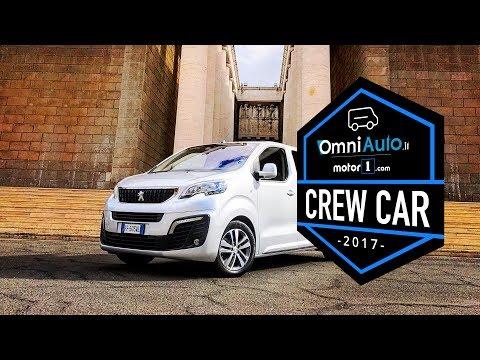 Peugeot Traveller, vi presentiamo la nostra Crew Car