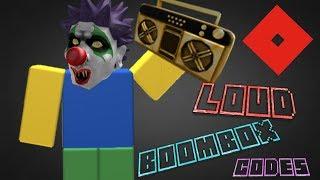Roblox Loud Music Codes [Read Description!]