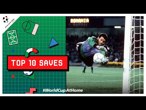 #Italy90 | Top 10 Saves