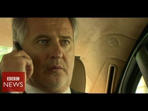 Ukraine's tycoon paid a $172m bail - BBC News