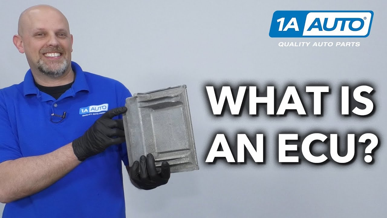 Download What is an ECU? Car, SUV and Truck Computer Acronyms Explained!