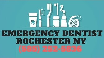 Emergency Dentist In Rochester, NY | Urgent Dental Care Rochester New York | (585) 252-5836