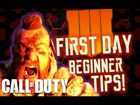 1st Day Beginner Tips for Black Ops 4 (Best Game Settings, Best Specialist, What to Unlock and MORE)