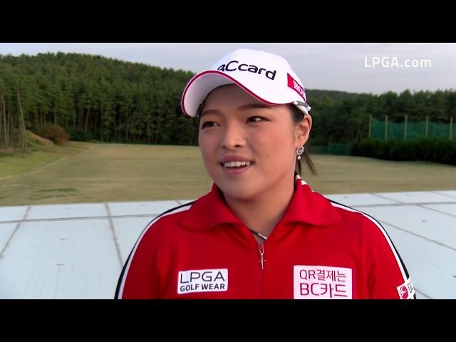 Ha Na Jang Wins 2019 BMW Ladies Championship