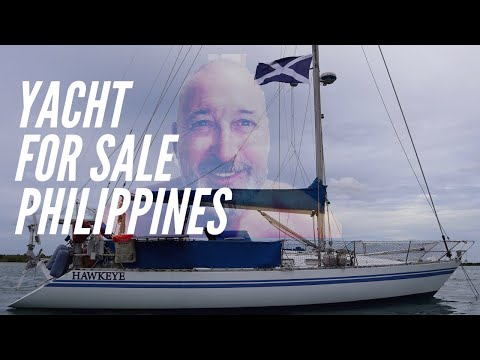 Yacht For Sale, Philippines.