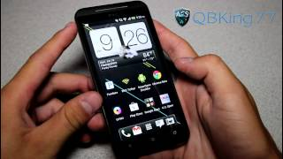 How to Prevent the HTC EVO 4G LTE, One X / S / V from Deep Sleeping at Night