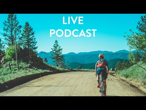 How to Travel to Bike Races - Live Podcast