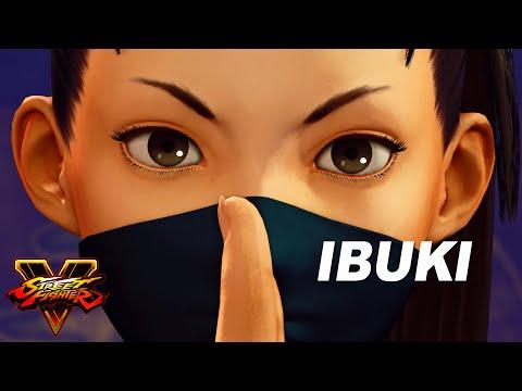 SFV: Ibuki Reveal Trailer