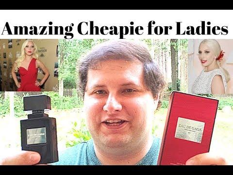 Eau De Gaga Perfume Review - Amazing Cheapie For A Confidant Lady