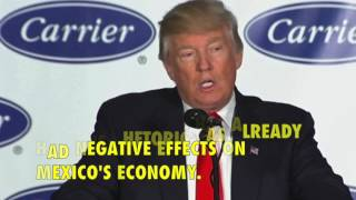 A 35% Border Tax On Mexico?