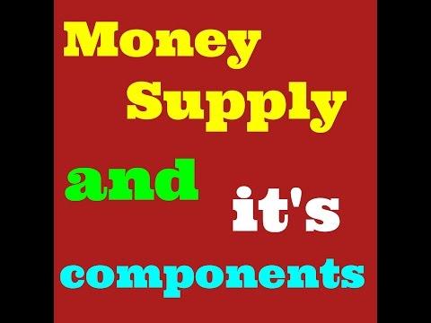 Money   Supply (class Xll Economics)