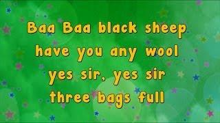 Karaoke - Karaoke - Baa Baa Black Sheep