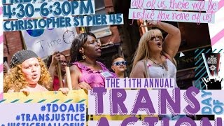 Trans Day of Action 2015