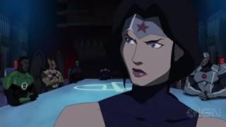 Темная Лига Справедливости - Русский трейлер by Chesteronlin