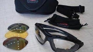Спортивные очки Guarder C4