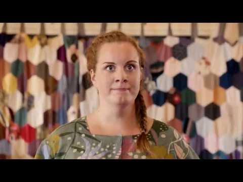 Lise Baastrup  Nothing Like That Music Video Hjørdis Theme