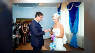 Красивая свадьба Артема и Анны